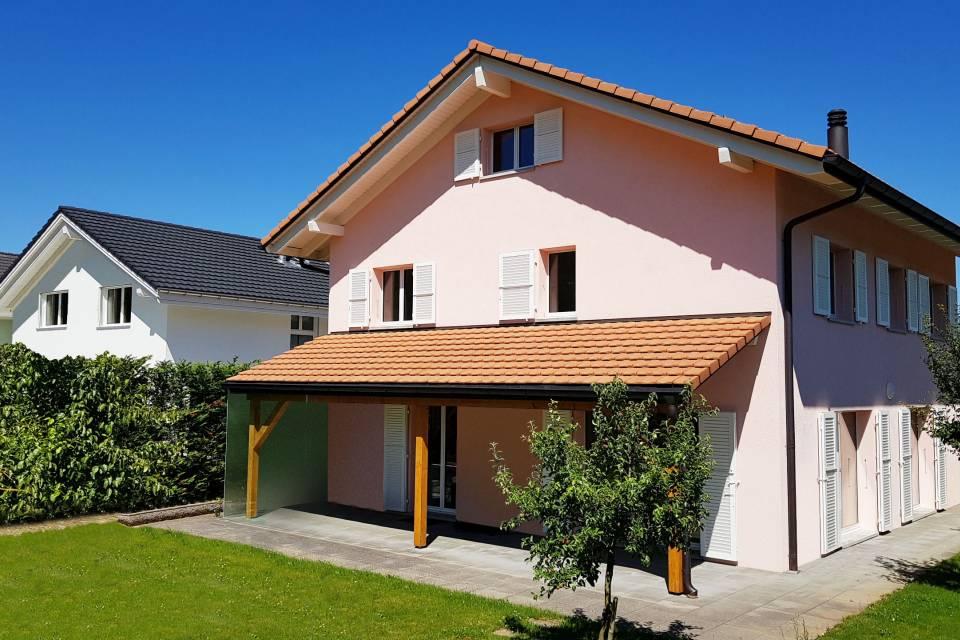 Villa Individuelle 6.5 pièces à Montmollin