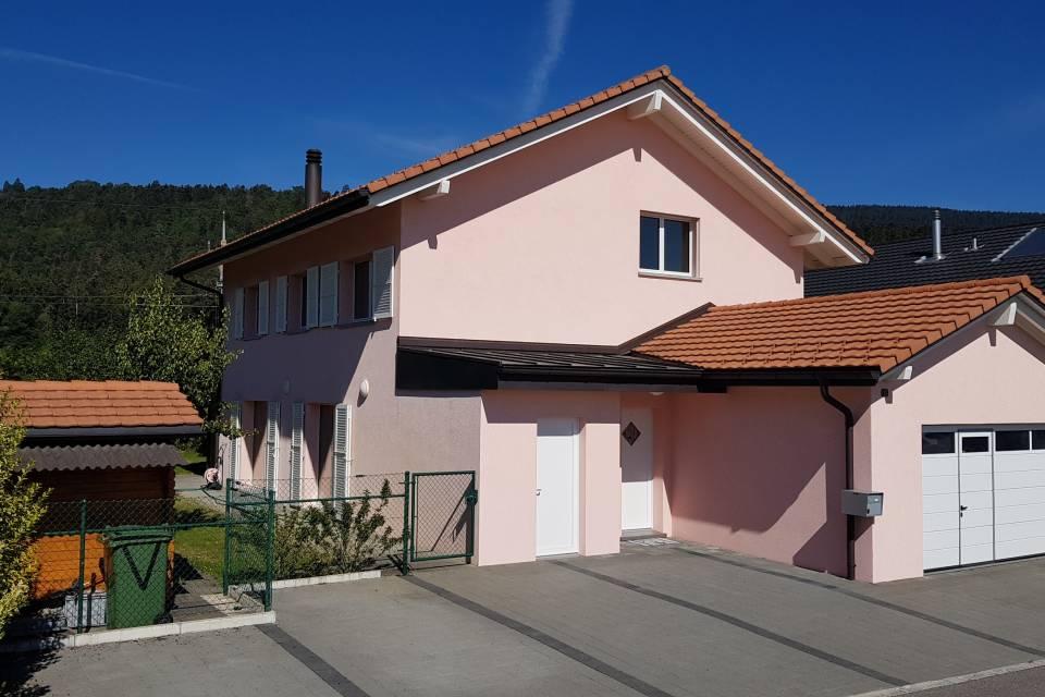 Montmollin / Maison de 6.5 pièces