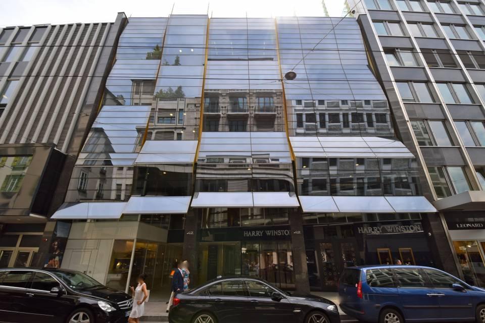 Administratif/Bureau 300 m2 à Genève