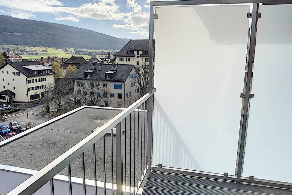 Balcon bas