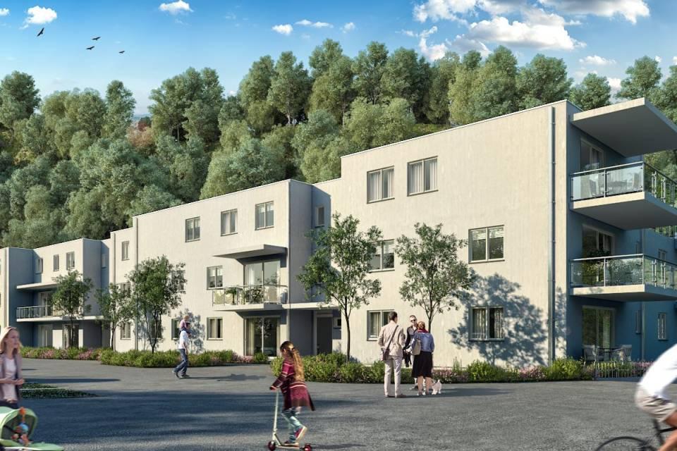 Pont-de-la-Morge / Appartement de 2.5 pièces