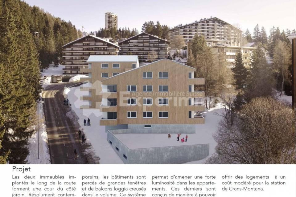 Crans-Montana / Appartement de 3.5 pièces