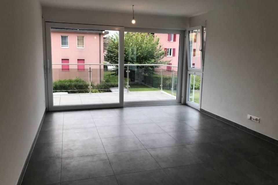 Appartement 2.5 pièces à Yverdon-les-Bains
