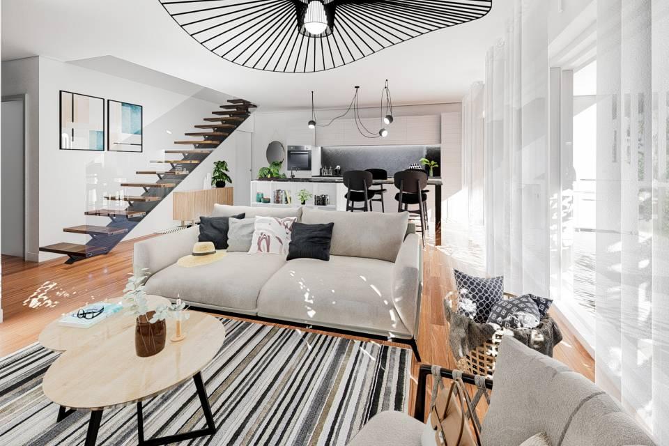 Saillon / Appartement de 5.5 pièces
