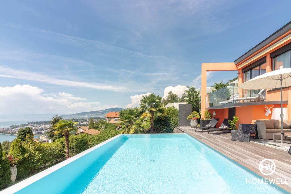 Montreux / Maison de 4.5 pièces