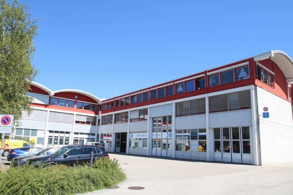 Yverdon-les-Bains / Commercial