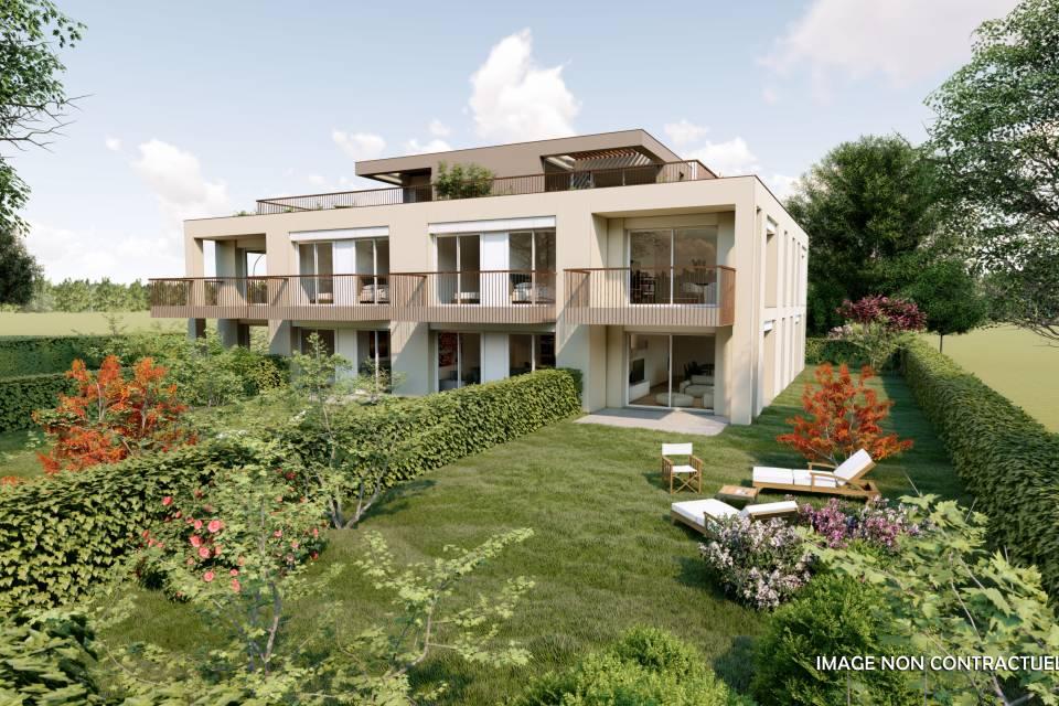 Chêne-Bougeries / Appartement de 5 pièces