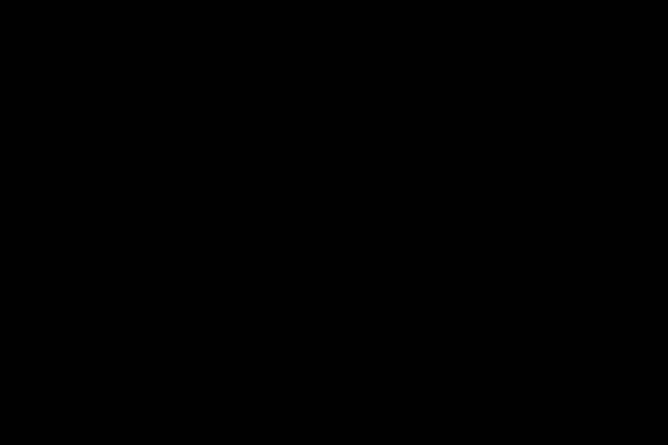 Spectaculaire coucher du soleil