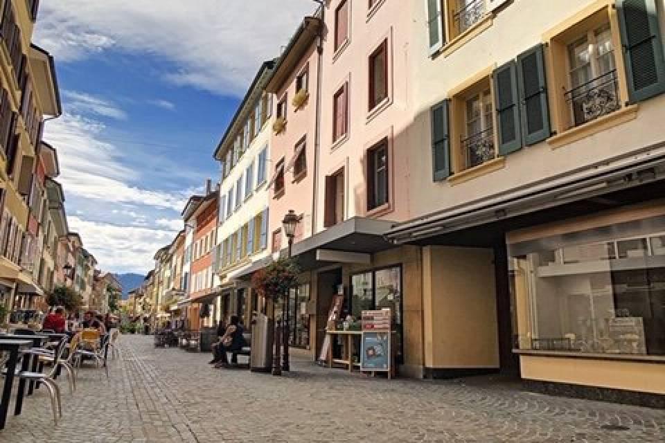 Appartement 3 pièces à Yverdon-les-Bains