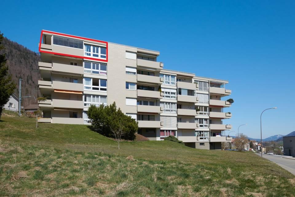 St-Imier / Appartement de 5.5 pièces