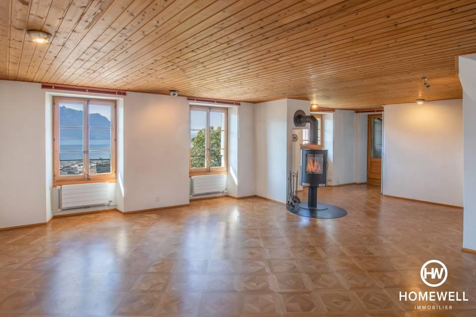Montreux / Maison de 5 pièces