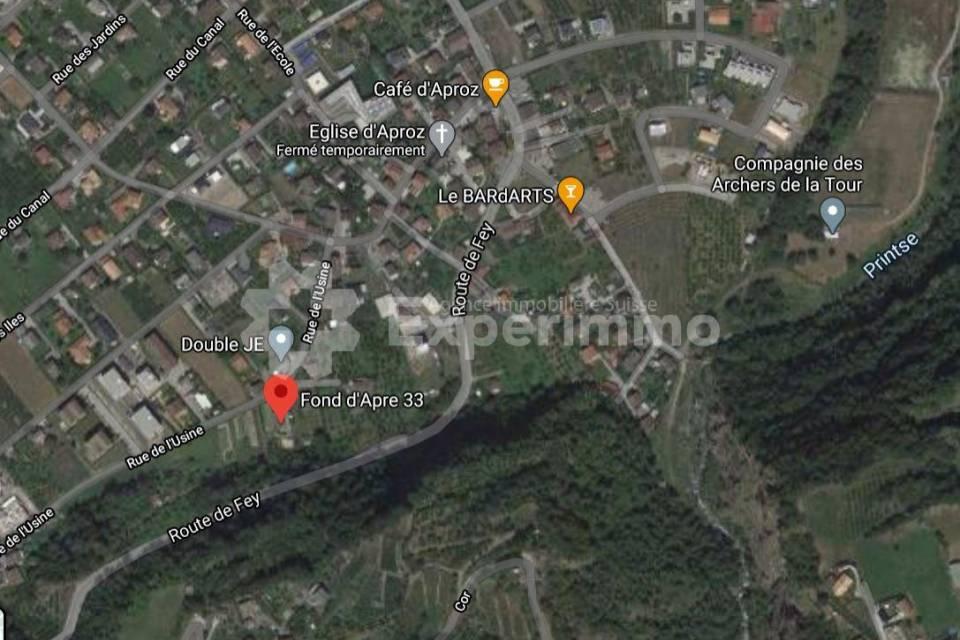 Aproz (Nendaz) / Maison de 5.5 pièces