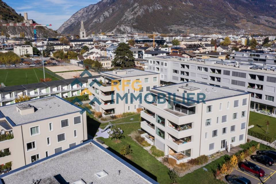 Martigny / Appartement de 4.5 pièces