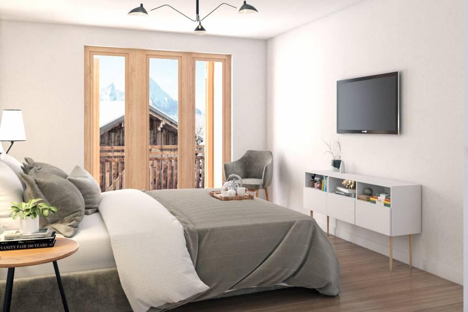 Château-d'Oex / Appartement de 2.5 pièces