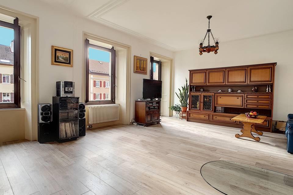 La Chaux-de-Fonds / Appartement de 6.5 pièces