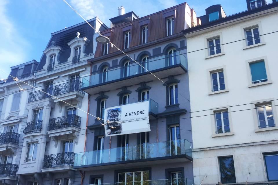 Administratif/Bureau 3.5 pièces 95 m2 à Montreux