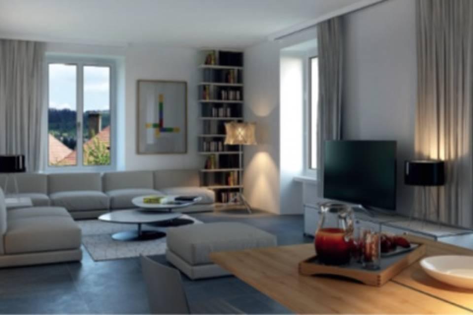 La Chaux-de-Fonds / Appartement de 3.5 pièces
