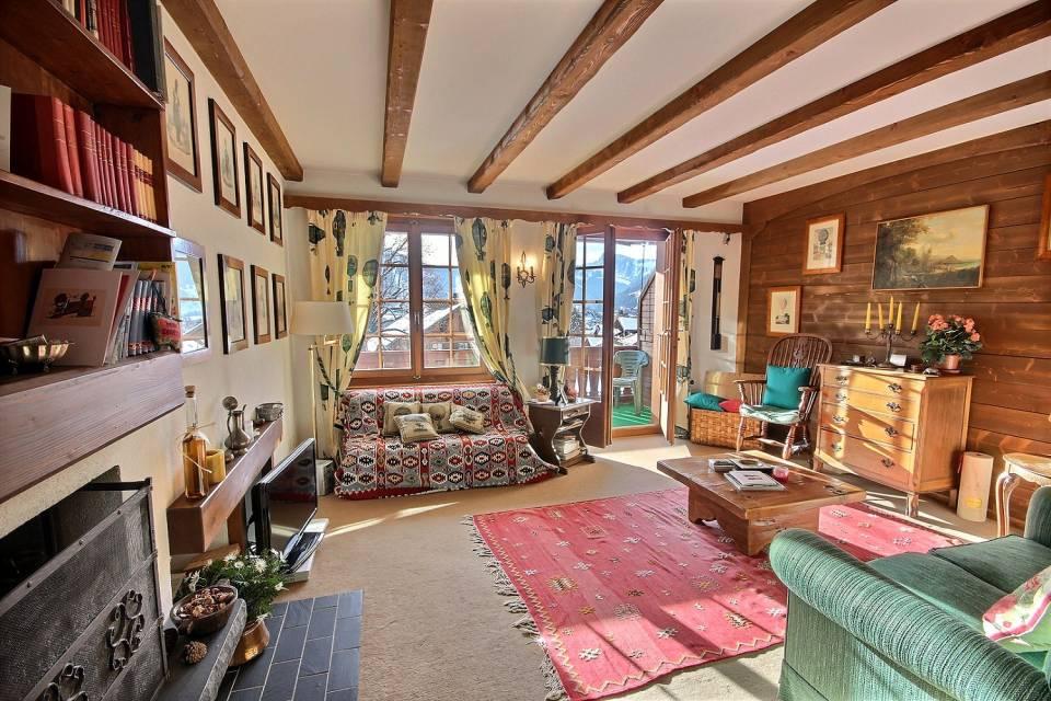 Château-d'Oex / Appartement de 3.5 pièces
