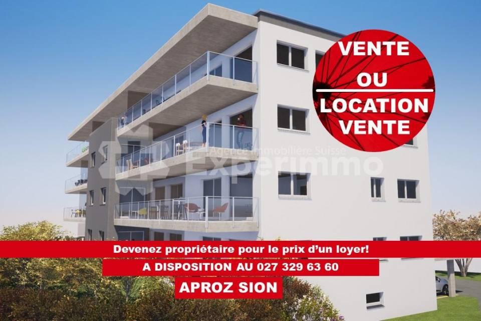 Aproz (Nendaz) / Appartement de 4.5 pièces