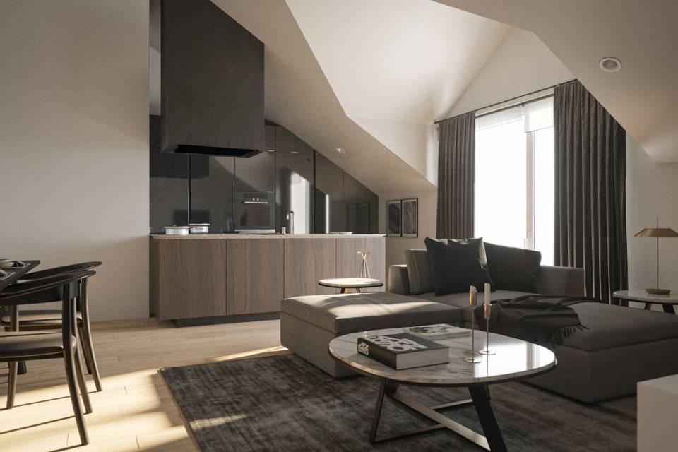 Bogis-Bossey / Appartement de 3.5 pièces