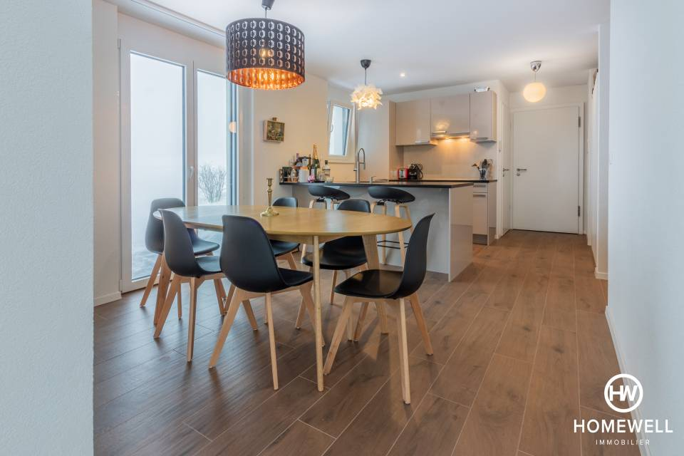 Lausanne / Appartement de 3.5 pièces