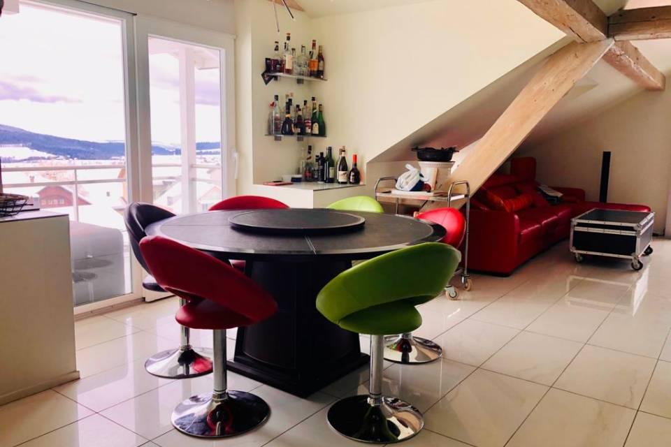 Cernier / Appartement de 3.5 pièces