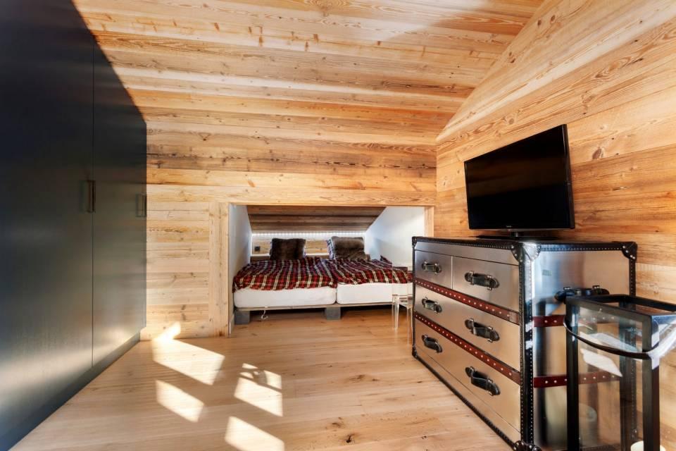 Chambre à coucher (suite invités)