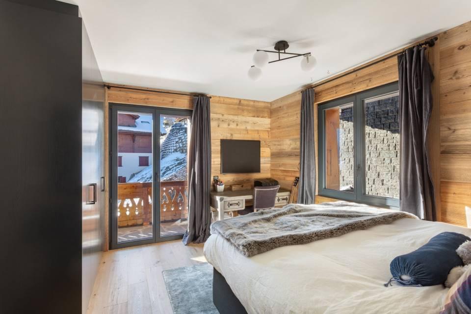 Chambre à coucher enfants