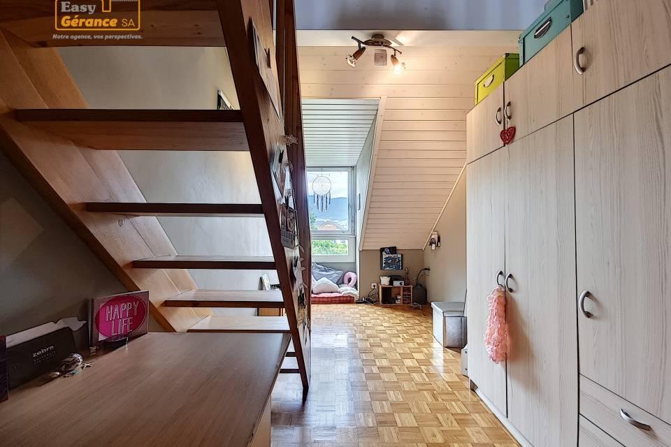 Duplex 4.5 pièces à Grandson