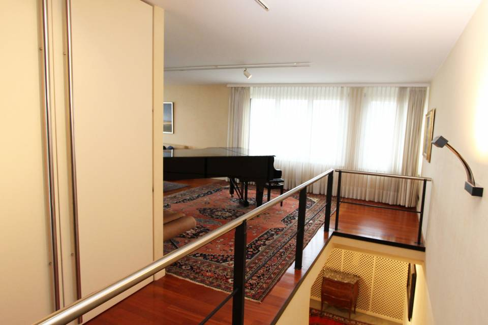 Flat 5.5 rooms in Lutry