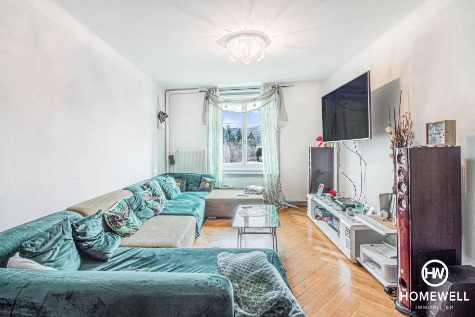 Ste-Croix / Appartement de 5.5 pièces