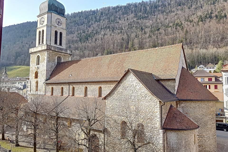 Temple de Saint-Imier