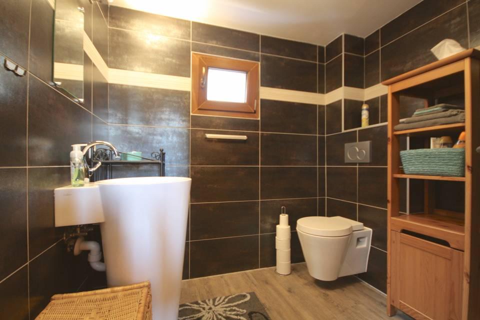 Salle de douche Appartement