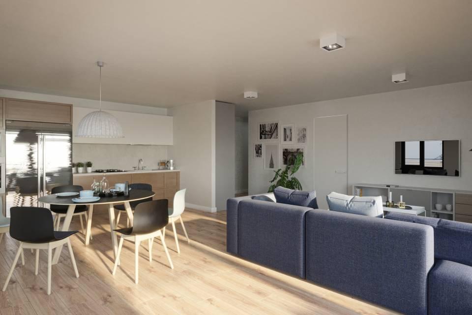 Gimel / Appartement de 2.5 pièces