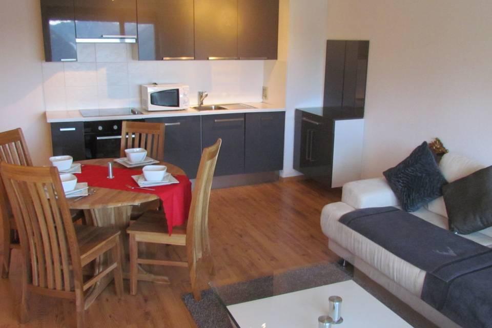 Appartement 2 pièces à Verbier