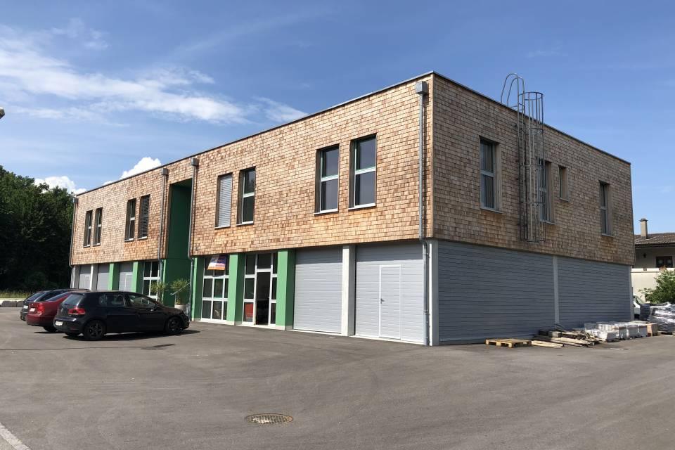 Garage 20 m2 à Faoug