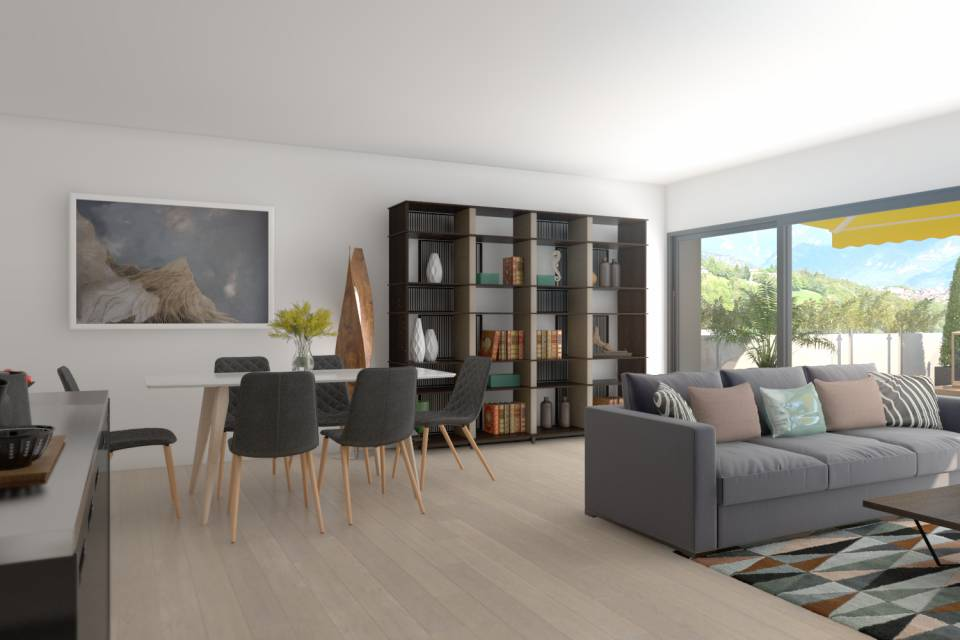 Savièse / Appartement de 4.5 pièces