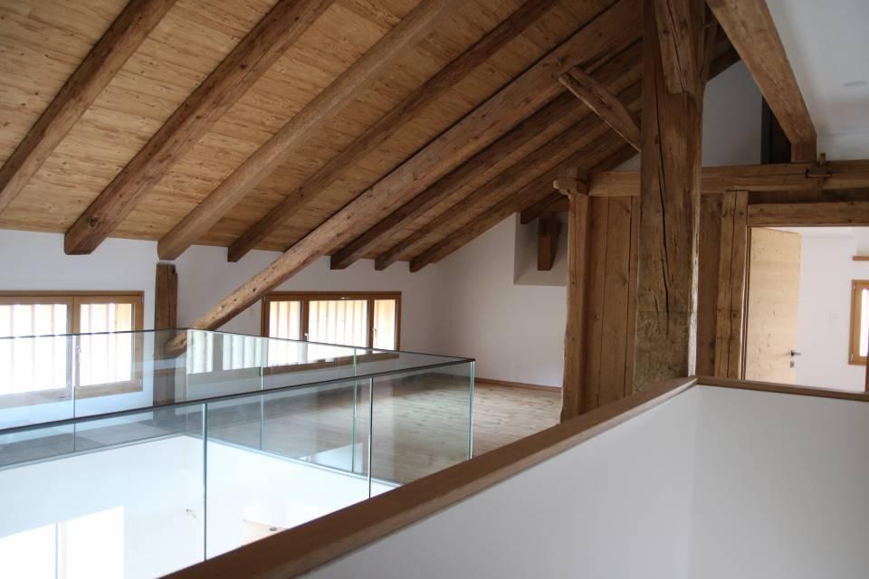 Exemple de rénovation
