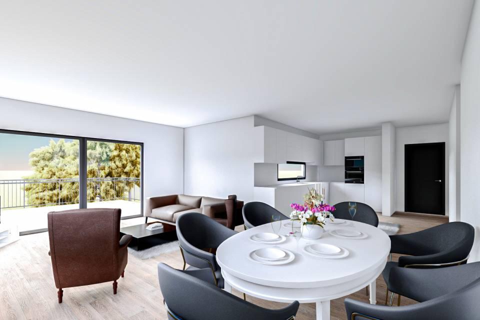 Bonvillars / Appartement de 4.5 pièces