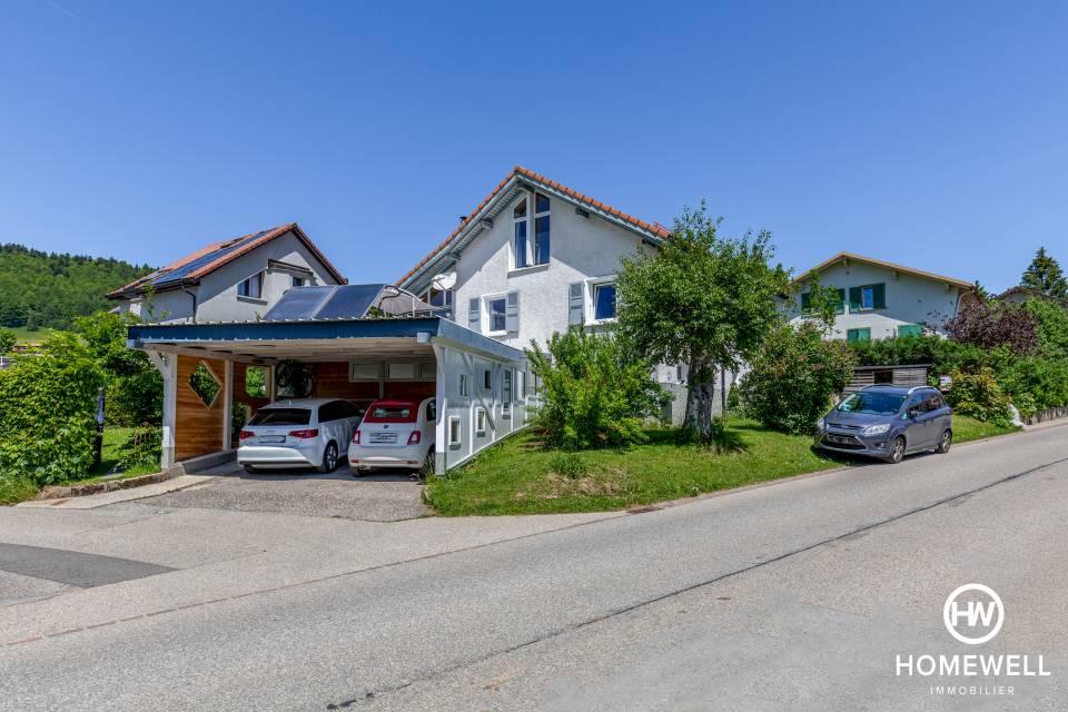Ste-Croix / Maison de 8 pièces