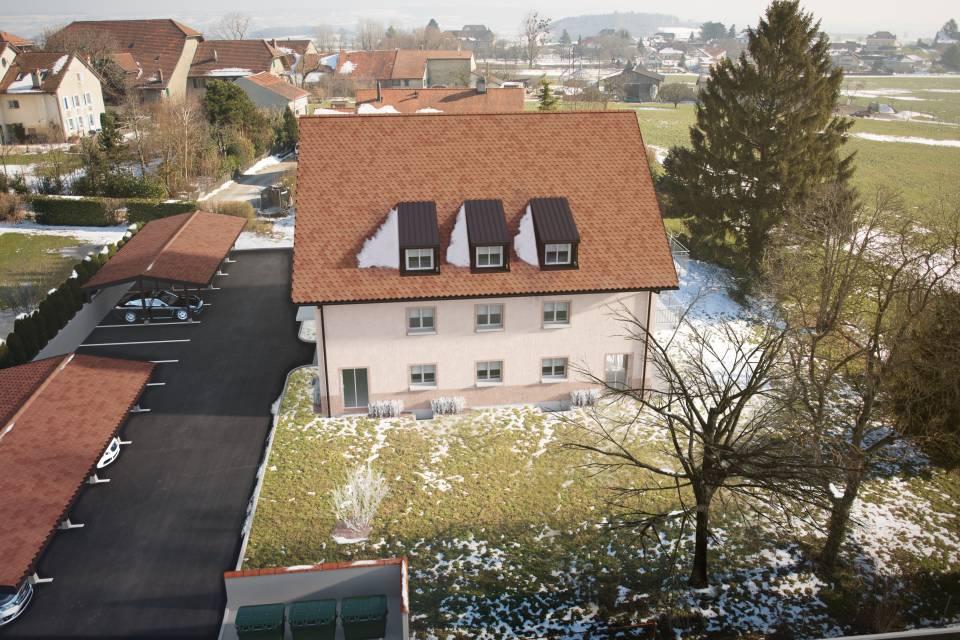 Appartement 3.5 pièces à Senarclens