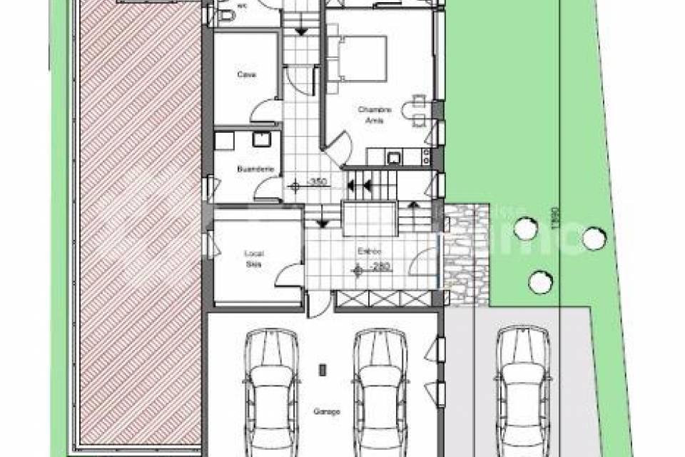 Haute-Nendaz / Maison de 6.5 pièces