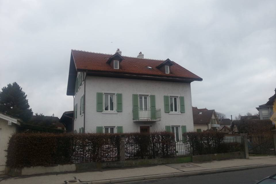 Artisanal 60 m2 à Yverdon-les-Bains