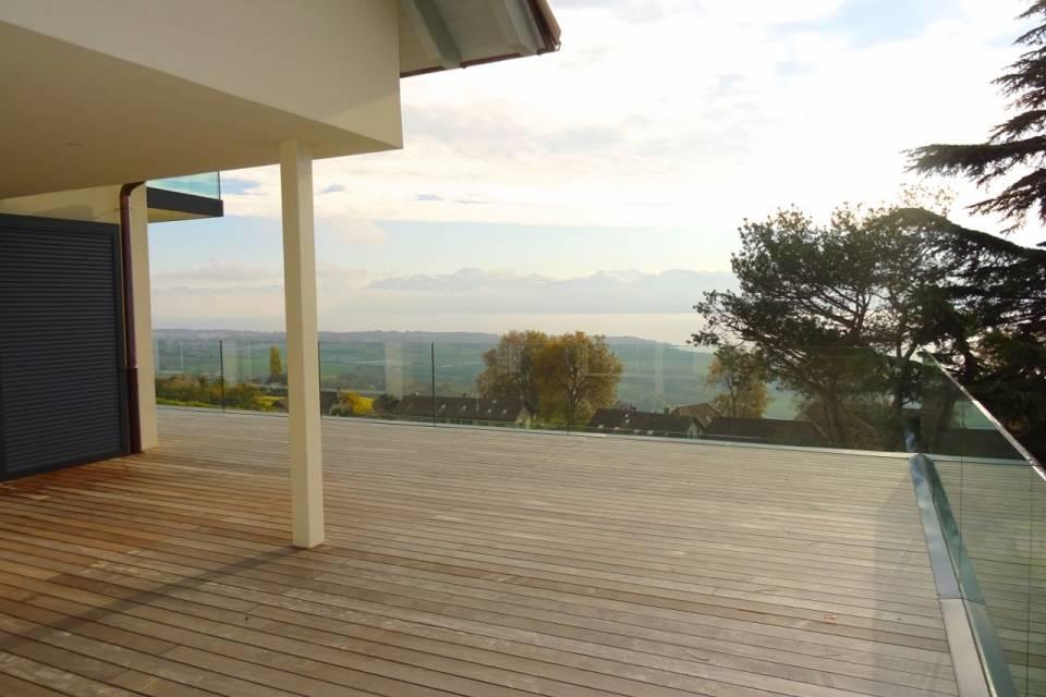 Villa Individuelle 10 pièces à Bougy-Villars
