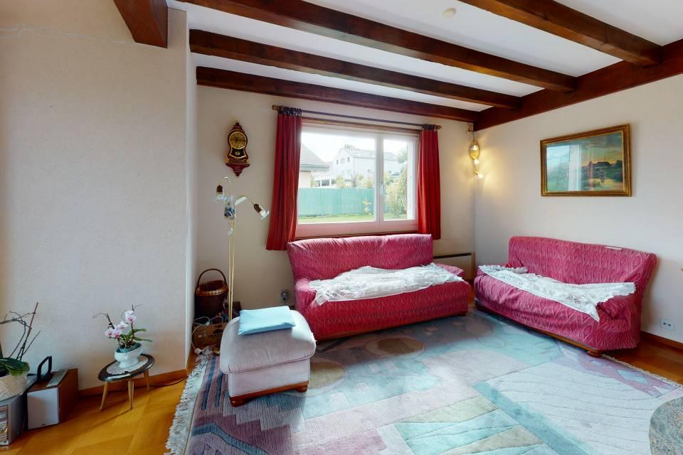 Villa Individuelle 6.5 pièces à Ferlens VD