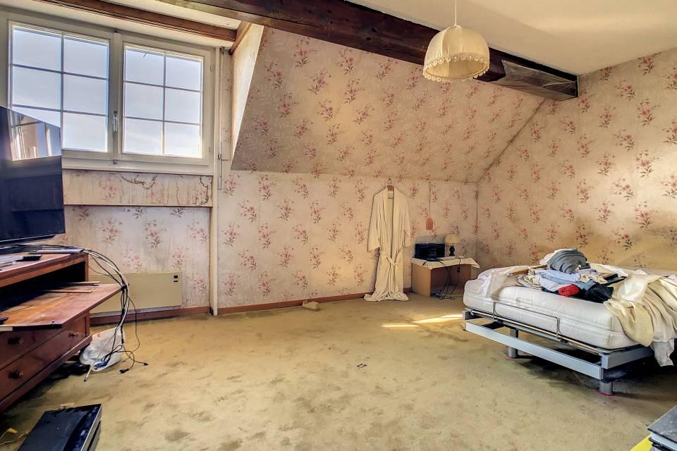Etage : chambre