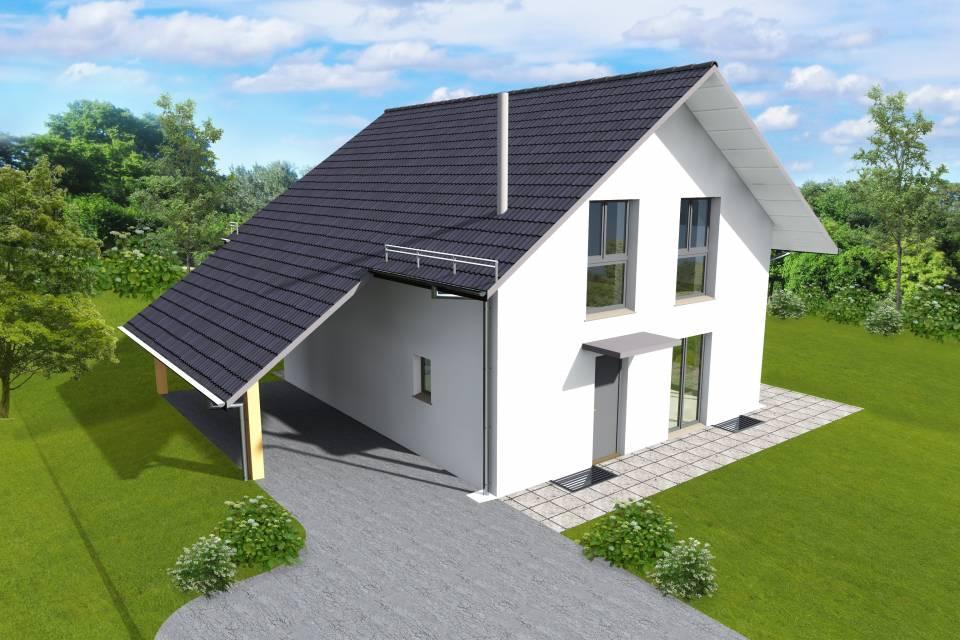 Villa Individuelle 5.5 pièces à Mont-la-Ville