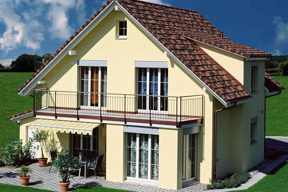 Villa Individuelle 5.5 pièces à Baulmes