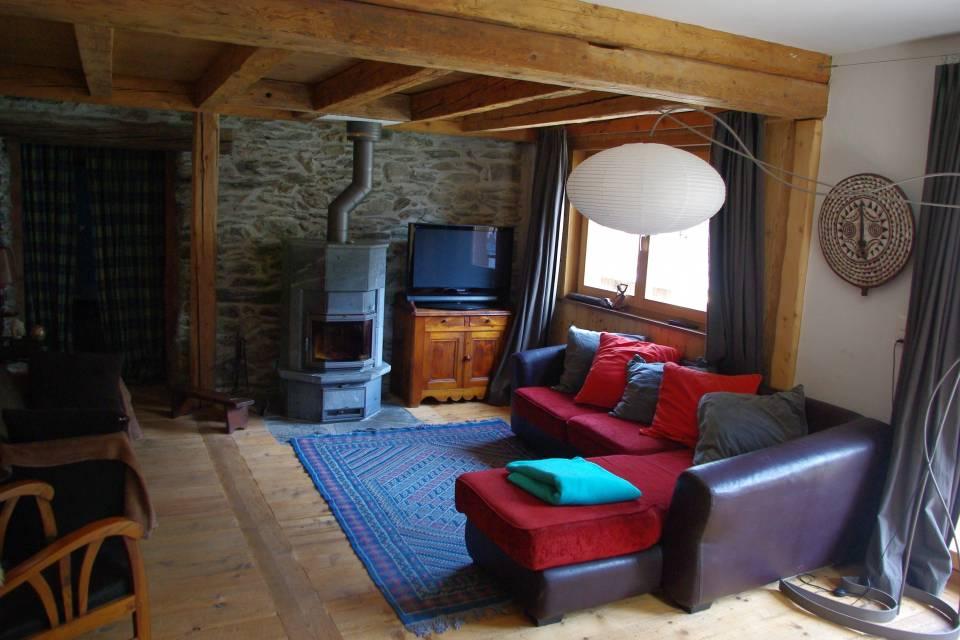 Villa Individuelle 6 pièces à Champsec (Versegères)