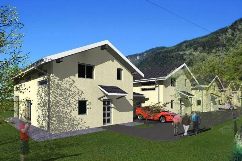 Villa jumelle par garages 5.5 pièces à Martigny